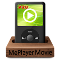 MePlayer Movie Pro icon