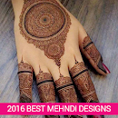 2016 Mehndi Designs v 2.1 app icon