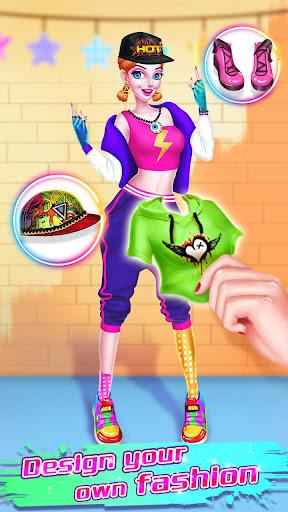 Hip Hop Dressup - Fashion Girls Game 1.1.3163 screenshots 14