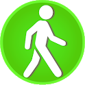 Pedometer - Step Counter Free & Calorie Counter icon