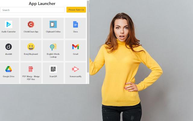 Apps Launcher for Google Chrome™
