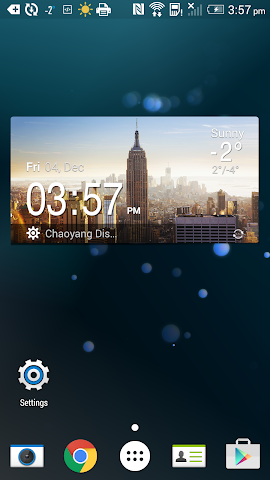 android World Travel Weather Free Wid Screenshot 2