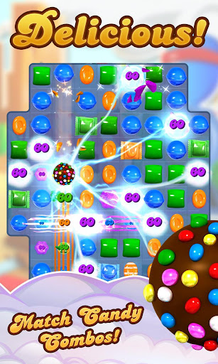 Candy Crush Saga  screenshots 1