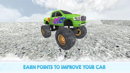 Monster Truck Water Slide Driving Simulator 1.0.0 screenshots 3