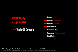 Photo: Table of Contents