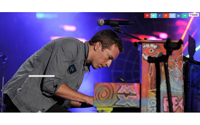 Coldplay Tab