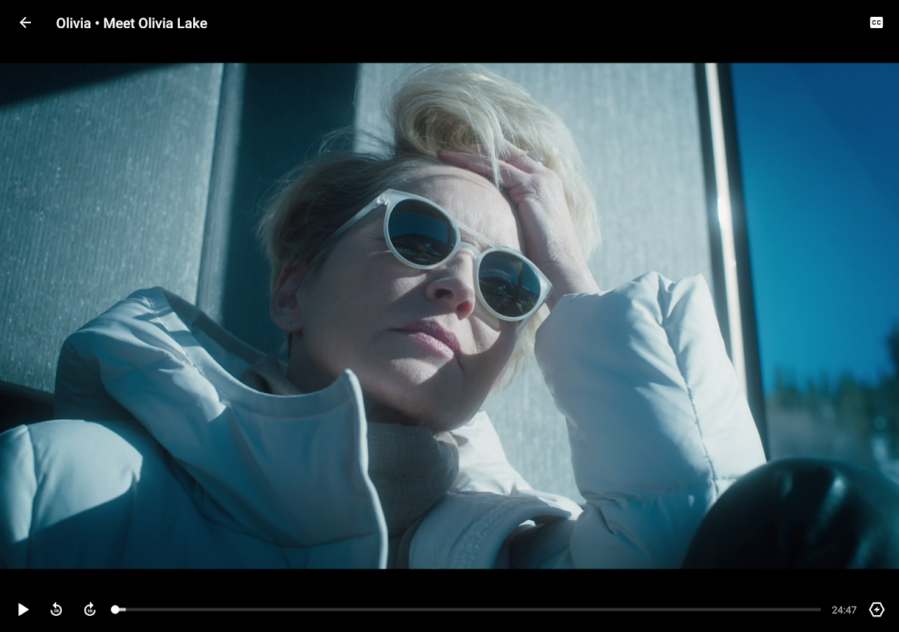 Mosaic from Steven Soderbergh- screenshot