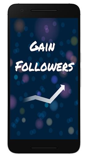 Followers for Instagram 1.2 screenshots 1