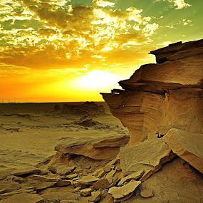 sand monument by Jerry Fer Damian - Landscapes Deserts ( desert )