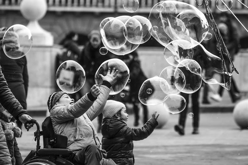 Ballo di sapone di Paolo Gagliardi