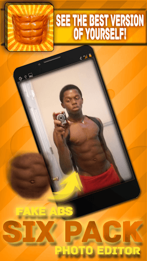 Fake Abs Six Pack Photo Editor