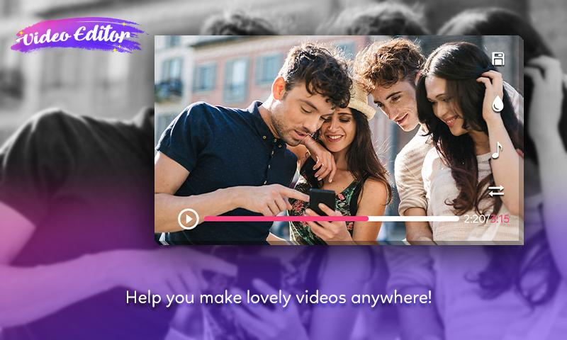 #1. Video Slideshow Music Picture (Android)