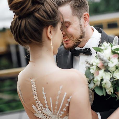 Fotógrafo de bodas Lyubov Chulyaeva (luba). Foto del 07.12.2017