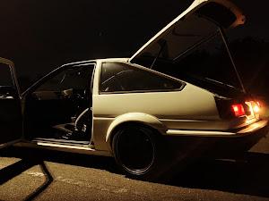 スプリンタートレノ AE86 GT-V のカスタム事例画像 Garage1003さんの2019年07月23日20:08の投稿