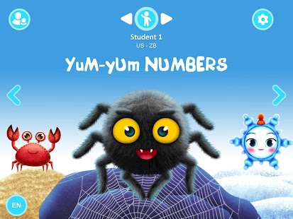 Yum-Yum Numbers for kids- screenshot thumbnail
