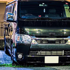 ハイエース TRH200Vのカスタム事例画像 あゆさんの2020年08月11日04:19の投稿