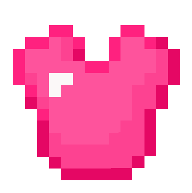 Cute_Diamond_ChestPlate_In_Color_Pink.