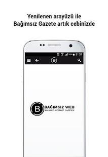 Bagimsizweb - Bağımsız Gazete - náhled
