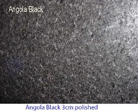Photo: Angola Black lot# 2119