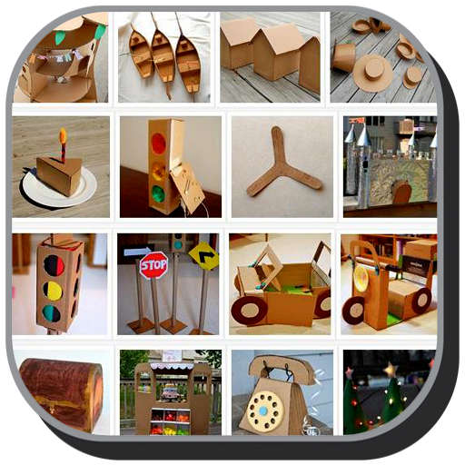 DIY Cardboard Crafts