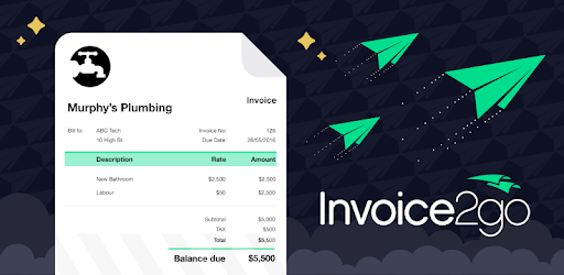 Invoice Go Professional Invoices And Estimates Apps On Google Play - Invoice to go customer service