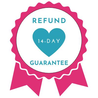 refund guarantee badge