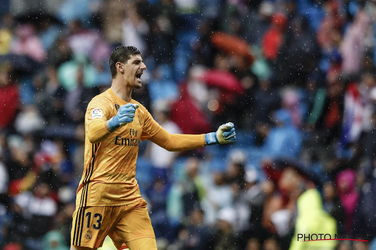 Courtois penaltyheld bij Real Madrid in Spaanse Supercup