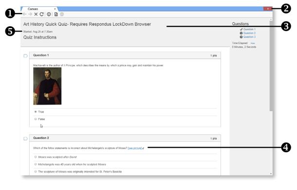 respondus lockdown browser mac free