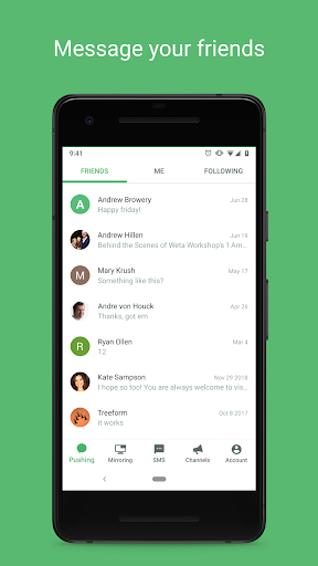 Pushbullet - SMS on PC and more screenshots 4