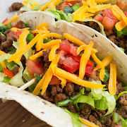 Kids Soft Beef Tacos