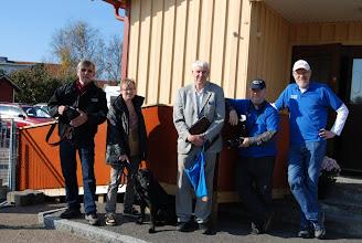 Photo: Medlemmar från Borås Radioamatörer. Fotograf Eva
