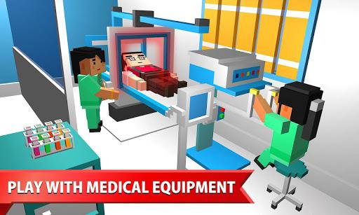 Hospital Craft: Building Doctor Simulator Games 3D 1.2 screenshots 4