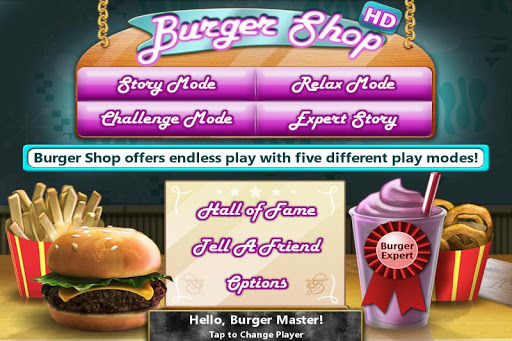 Burger Shop - Free Cooking Game apkpoly screenshots 7
