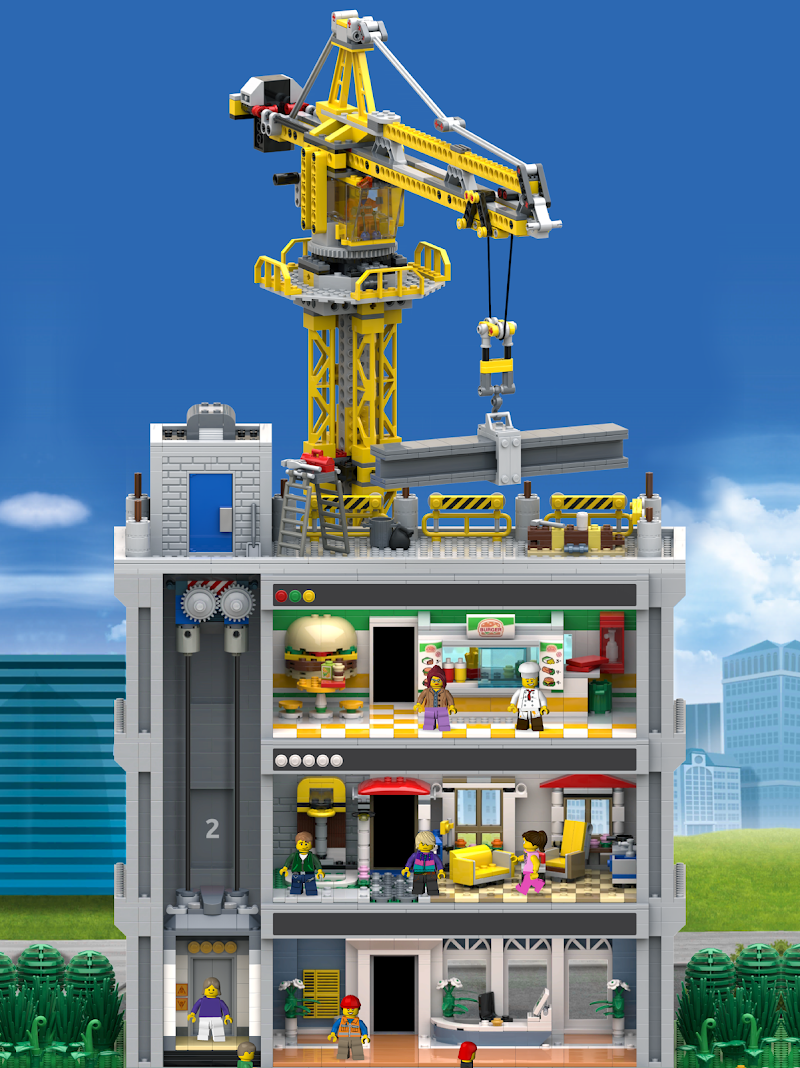 LEGO® Tower Screenshot 7