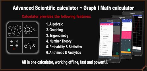 HiPER Scientific Calculator ~ Natural mathematics – Apps on