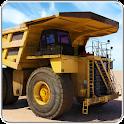 Rock Mining Haul Truck Driver icon