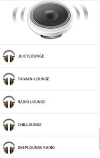 Lounge Radio - náhled