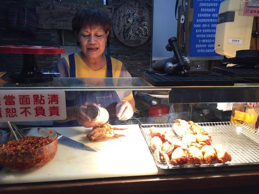 飯飯雞翅辣的很夠味 特別 好吃!