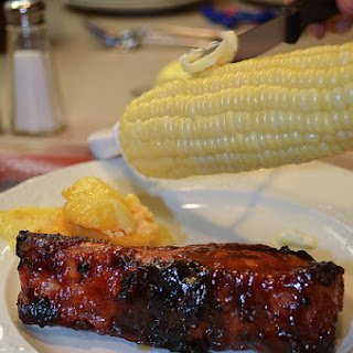 Jim's Country Style BBQ Ribs.