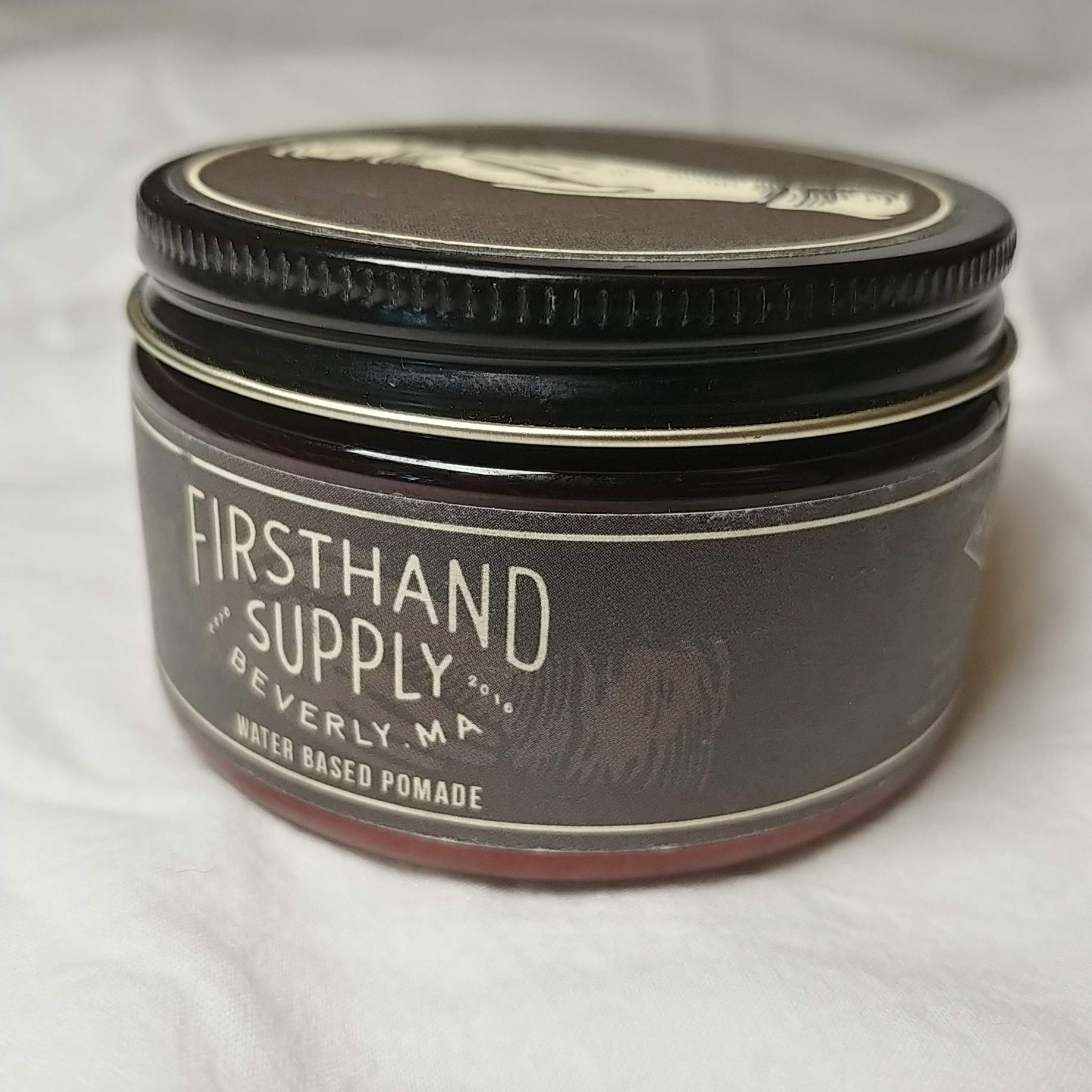 Firsthand Supply Water Based Pomade