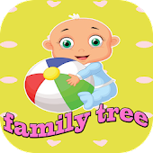 Toddler Learn Family Tree Fun
