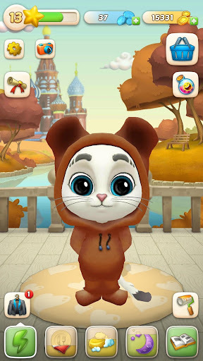 Oscar the Cat - Virtual Pet 2.1 screenshots 4