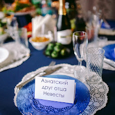 Fotógrafo de bodas Nikita Khnyunin (khnyunin). Foto del 02.11.2017