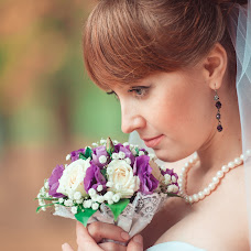 Wedding photographer Yuriy Zaika (YuriZaika). Photo of 15.12.2014