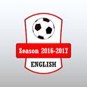 English Football 2016-2017 icon