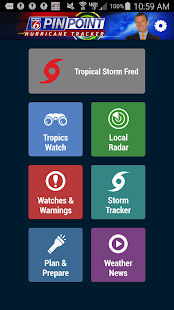 News 6 Hurricane Tracker- screenshot thumbnail