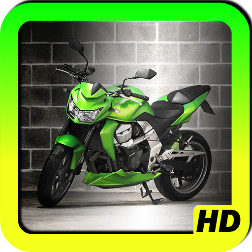 个人化のオートバイの壁紙 LOGO-記事Game
