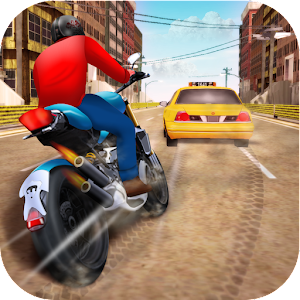 Bike Racing – Traffic Rivals for PC and MAC