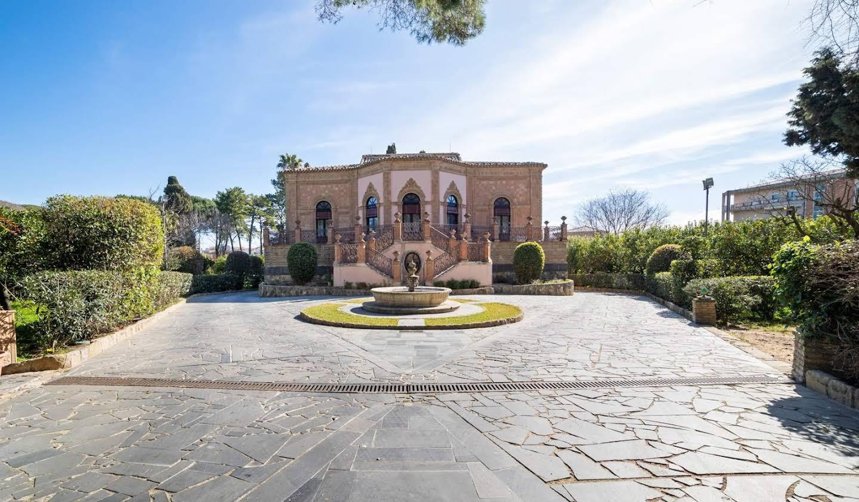 Villa avec jardin et terrasse Caltagirone