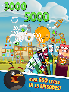 Angry Birds 7.6.2 (Unlimited Money/Boosters) MOD Apk 10